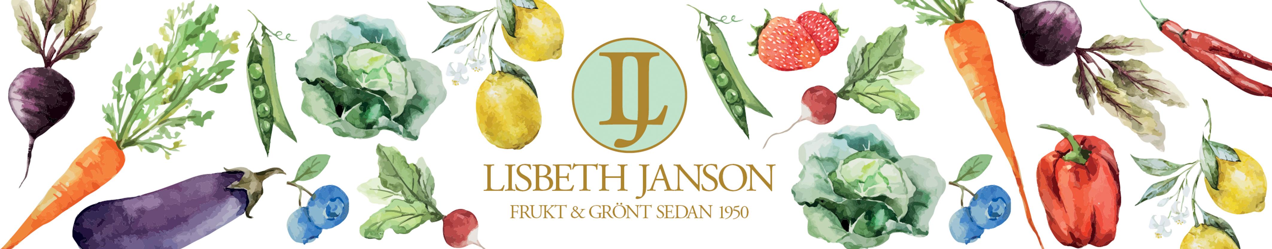 Lisbeth Janson Frukt & Grönt -